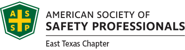 ASSP East Texas Chapter Logo